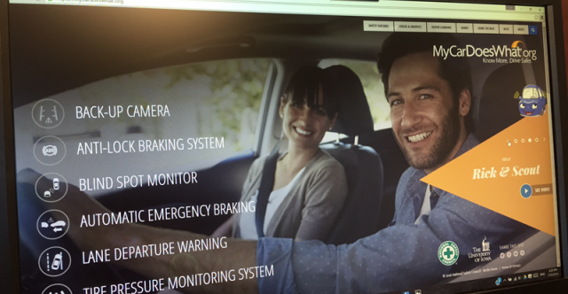 Safety Council Site Unravels Car Tech
