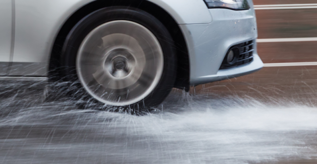 Avoid Losing Your Grip on Winter Roads